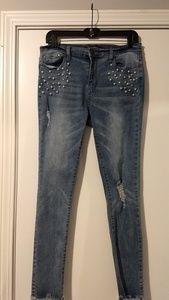 Pearl Pocket Jeans